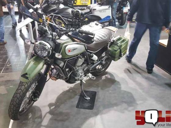 Motorradmesse Dortmund 2016