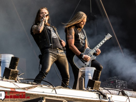 Rockharz 2018 - Amorphis