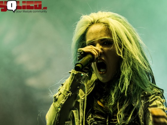 Rockharz 2017 - Arch Enemy