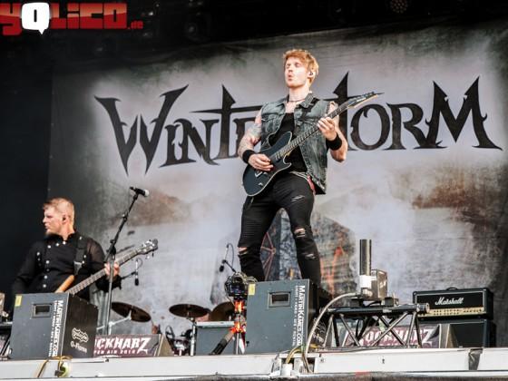 Rockharz 2018 - Winterstorm