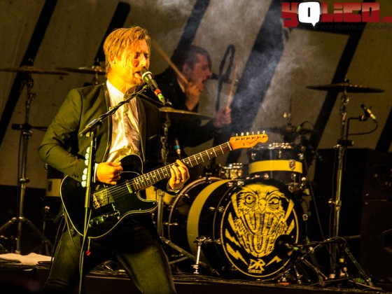 Rock am Beckenrand 2017 - Royal Republic