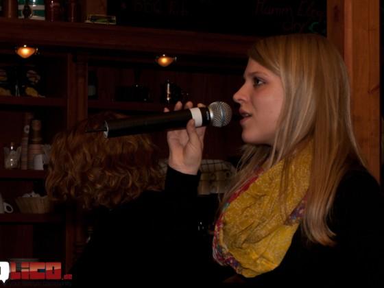 Karaoke-Party und Casting im Celtic Inn