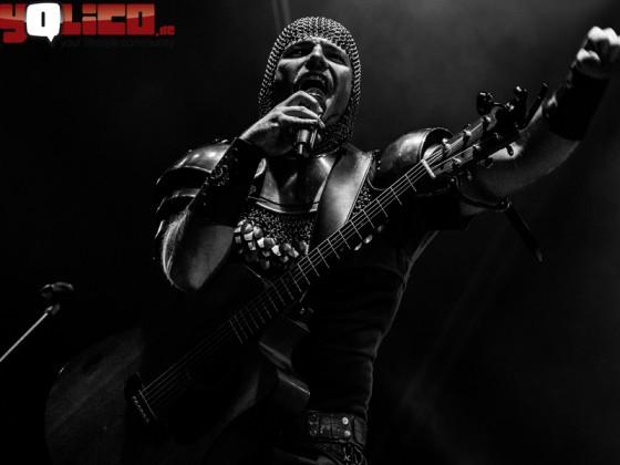 Rockharz 2017 - Feuerschwanz