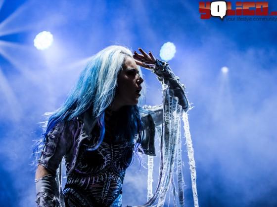 Rockharz 2017 - Arch Enemy