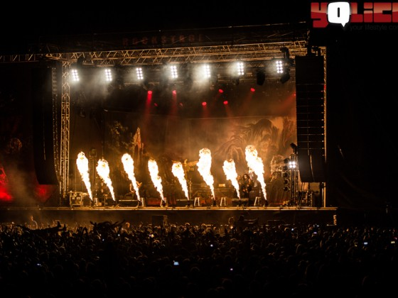 Rockharz 2018 - Powerwolf