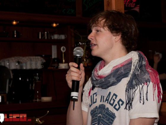 Karaoke-Party und Casting im Celtic Inn