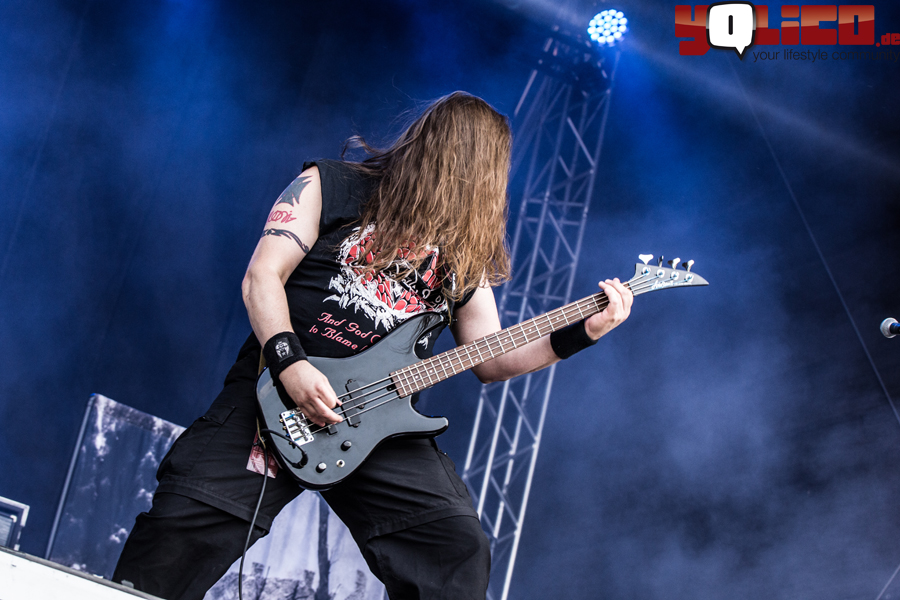 Rockharz 2018 - God Dethroned