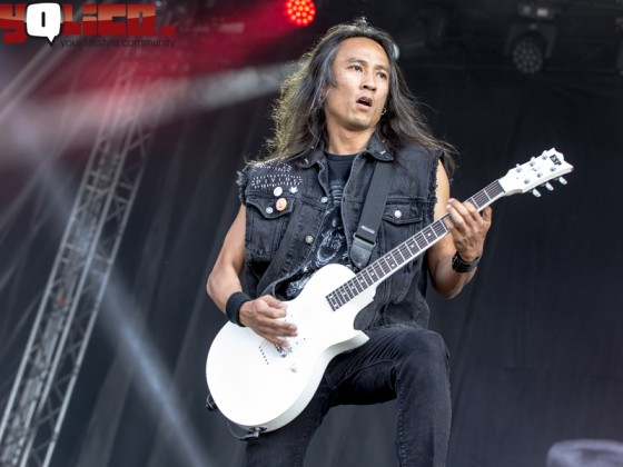 Rockharz 2017 - Death Angel