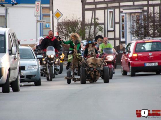 Walpurgis Wolfshagen 2012