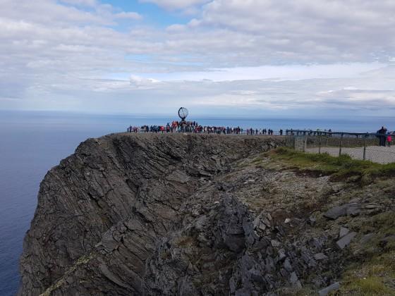 Nordkap 2018 - Tag 9