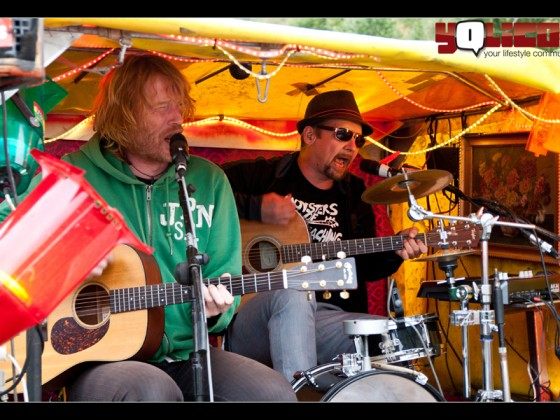 Rock am Beckenrand 2013