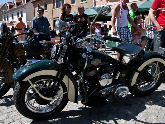 Harley Superrally 2012