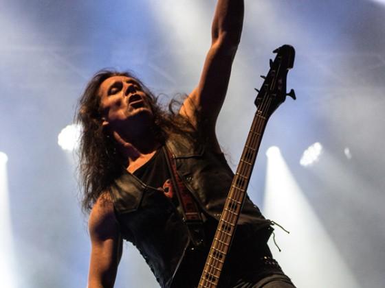 Rockharz 2016 - Saxon