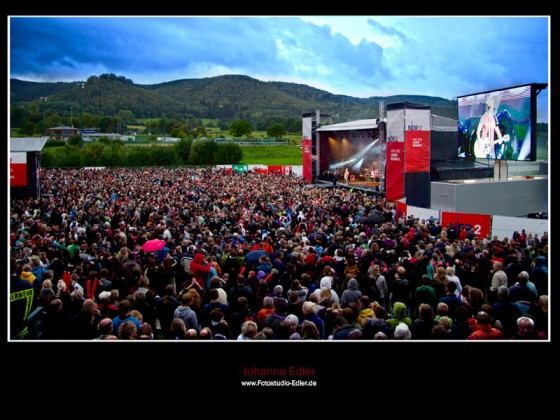 Stars@NDR2 Bad Harzburg 27.08.2011
