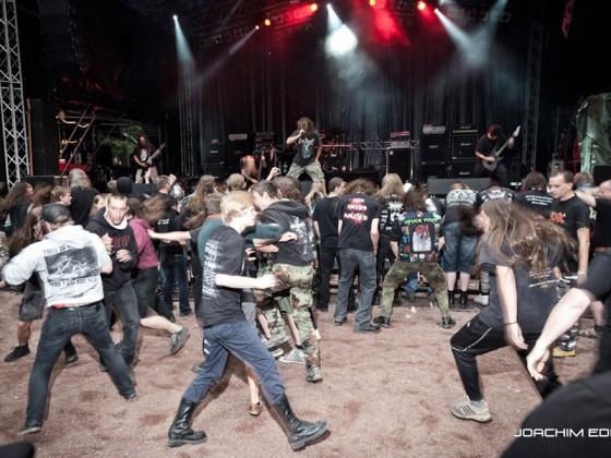 Queens of Metal 2012